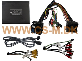 v.LOGiC 3 stk Media-controller BMW/Mini M-ASK/CCC, 10pin