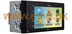 Parrot Asteriod Smart - Navigation