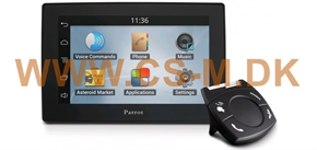 Parrot Asteroid Tablet-navigation